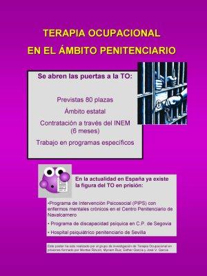 TO en el ámbito penitenciario